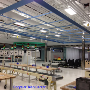 Chrysler Tech Center - Auburn Hills, MI