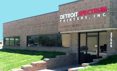 detroit spectrum painters