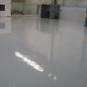 Specialty Paint: Floor Coatings